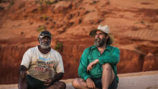 Phil Roe i Steve Salisbury (University of Queensland)