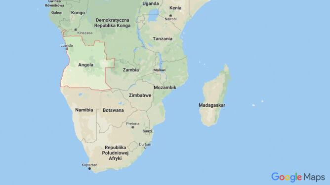41 zabitych w niecałą dobę. Ulewy w Angoli