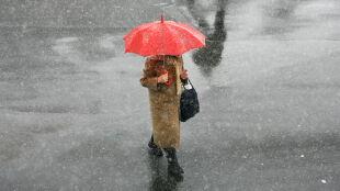Pogoda na jutro: uwaga na opady i silny wiatr