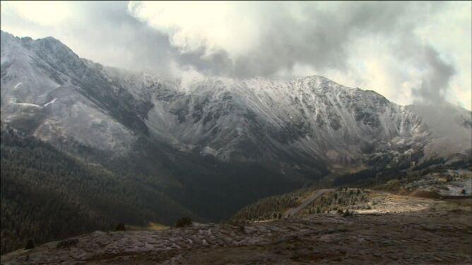 W Kolorado spadł pierwszy śnieg. Nad USA płynie powietrze z okolic koła podbiegunowego